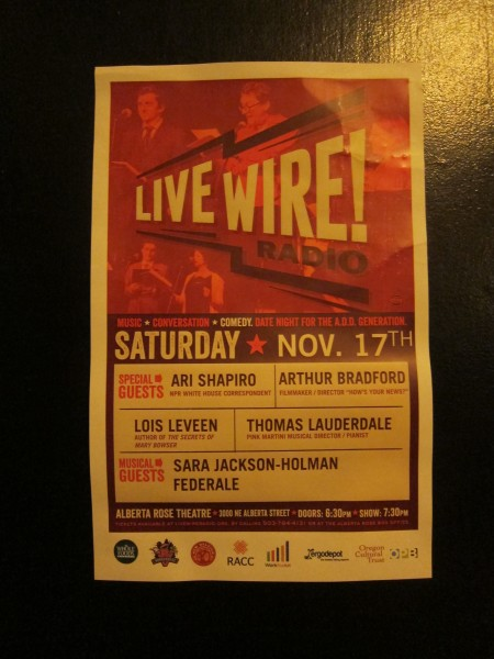 LiveWire poster