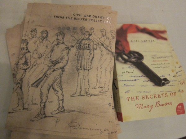 Becker Collection and Secrets of Mary Bowser