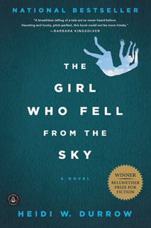 The Girl Who Fell from the Sky Book Cover
